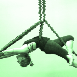 All the Times I've Cried in Exercise Class – Part 1: Aerial Yoga